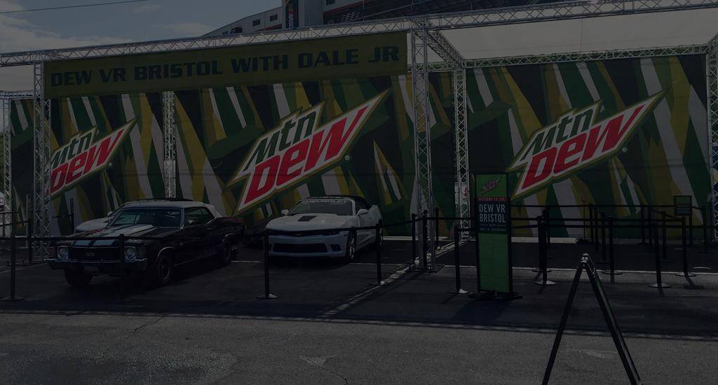 NASCAR VR Experience