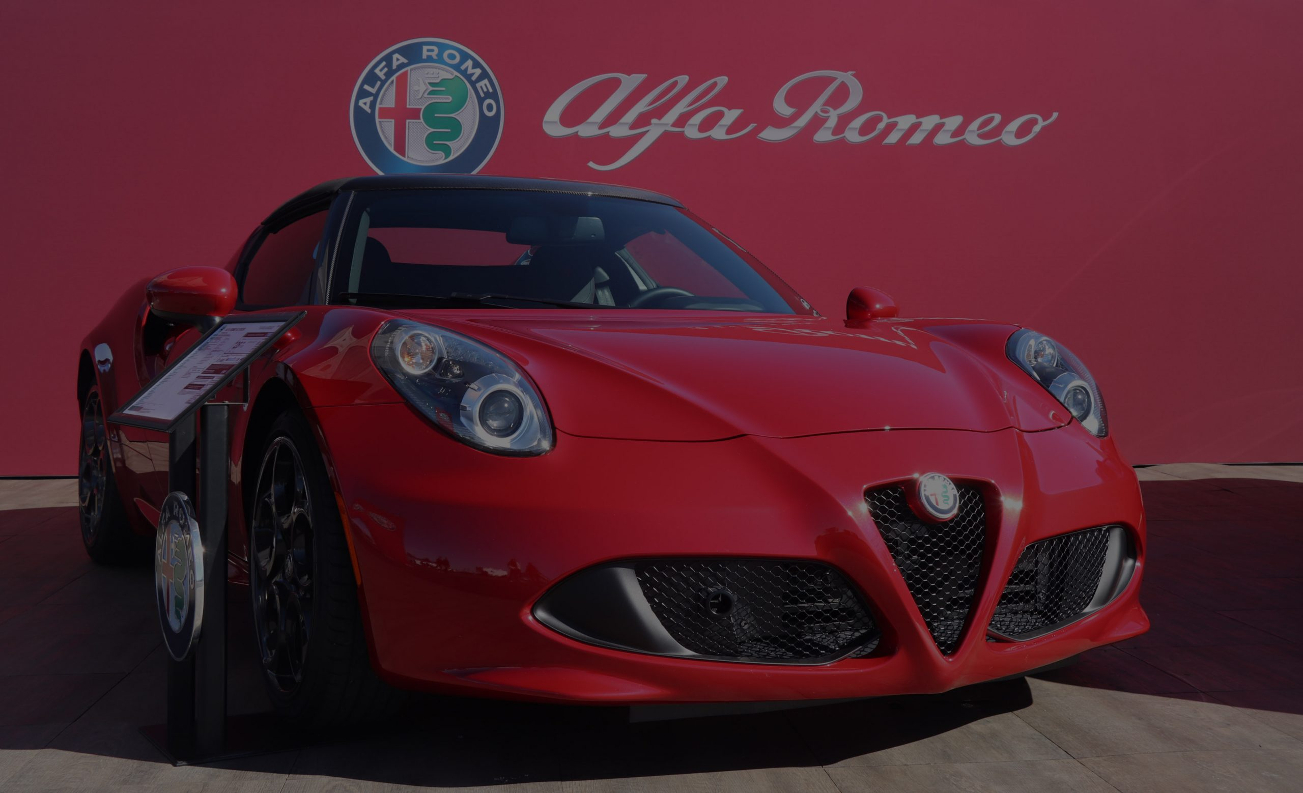 Alfa Romeo Track Tour